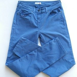 Saint James Blue Skinny Leg Jeans